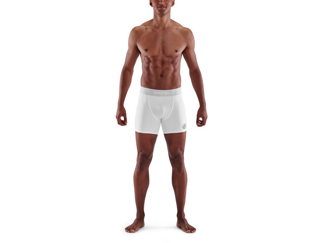 Skins Series-1 Shorts Herrer, hvid